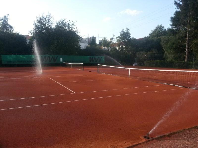 Neue Tennis-Force-Plätze