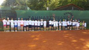 Tenniscamp 2017 - Die Teilnehmer