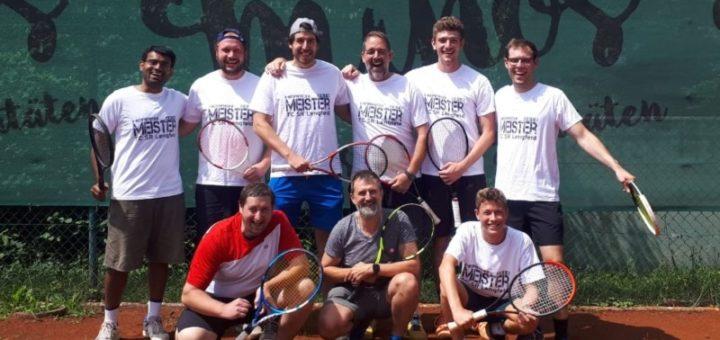 Unsere Herrenmannschaft ist Meister (Bild: K.Englert)